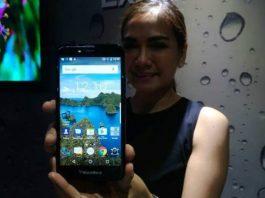BlackBerry android pertama di indonesia