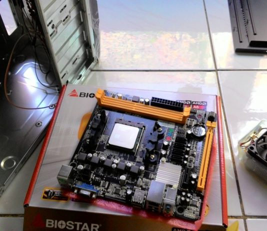 PC rakitan gaming murah