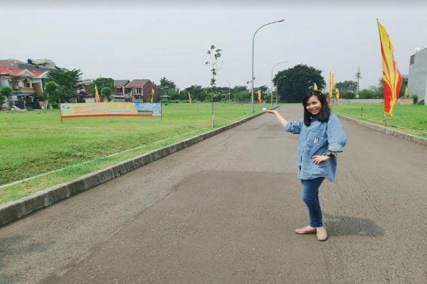 KAVLING TAMAN PERMATA BUANA Jakarta Barat