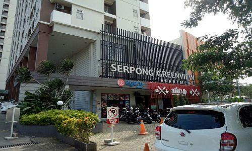 Apartemen Serpong Greenview