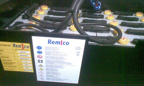 Battery Forklift Remico