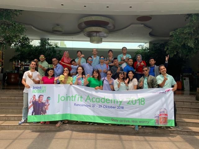 Event jointfit academy